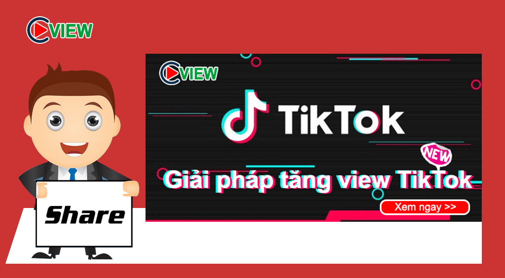 share video youtube trên tiktok